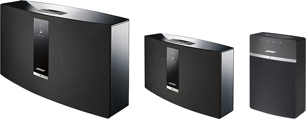 bose soundtouch 20 series iii wireless music system black soundtouch 20 iii wireless sys best buy blackweb 20 powerful speaker system