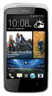 HTC - Desire 500 Cell Phone (Unlocked) - White/Blue