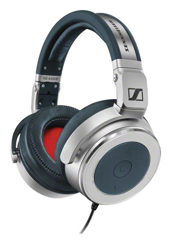 Sennheiser - Over-the-Ear Headphones - Silver/Black