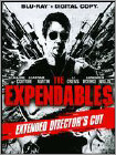 The Expendables (Blu-ray Disc) (Extended Edition) (Digital Copy) (Enhanced Widescreen for 16x9 TV) (Eng) 2010