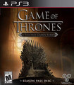 Game Of Thrones - A Telltale Games Series (season Pass Disc) - Playstation 3