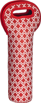 Modal - Wine Tote - Red/white