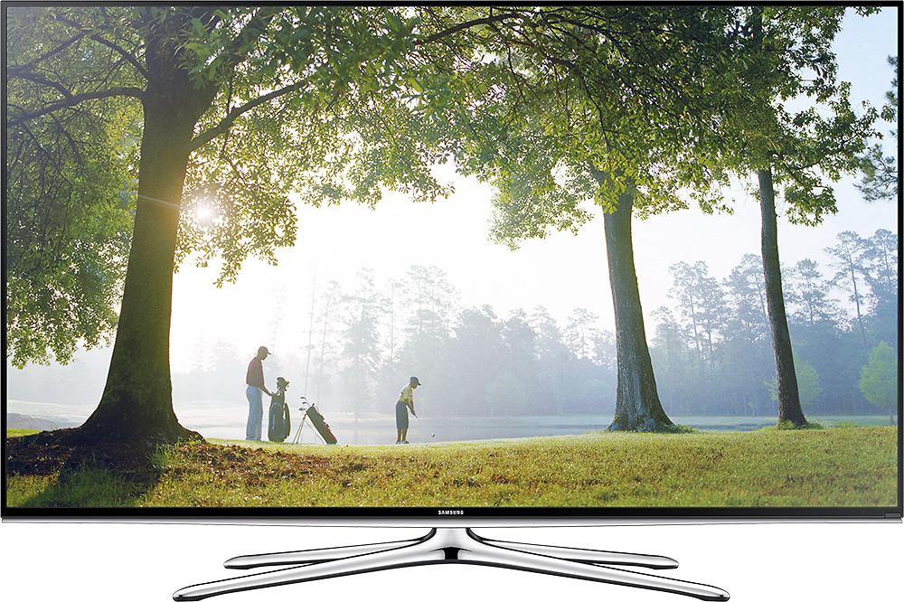 "Samsung - 48"" Class (47-5/8"" Diag.) - LED - 1080p - Smart - HDTV - Black"