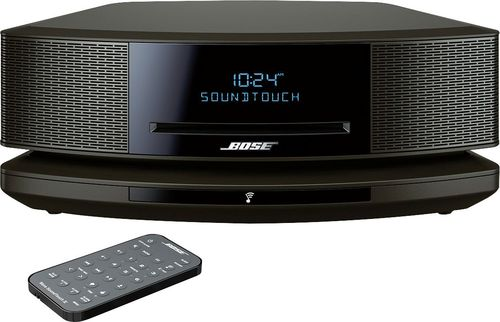Bose® - Wave® SoundTouch® Music System IV - Black