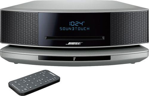 Bose® - Wave® SoundTouch® Music System IV - Silver