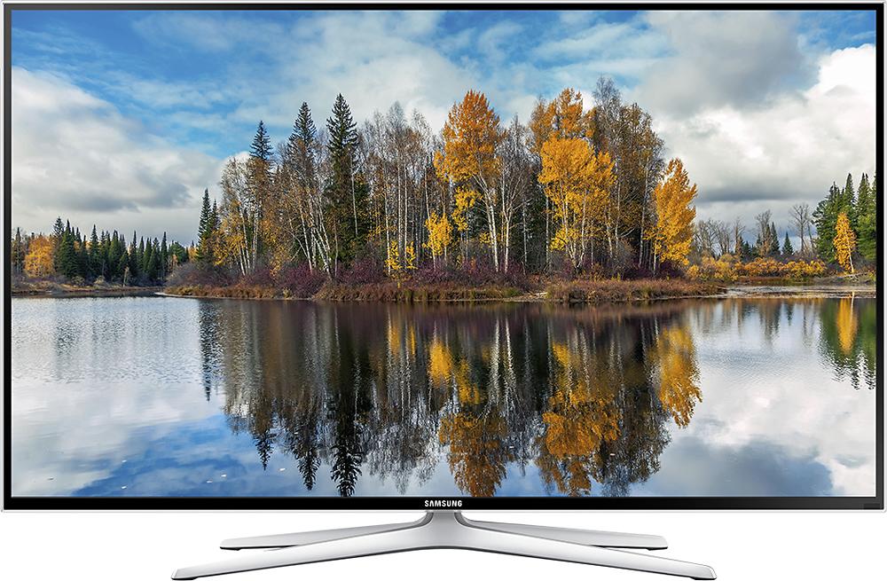 "Samsung - 65"" Class (64-1/2"" Diag.) - LED - 1080p - Smart - 3D - HDTV - Black"