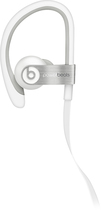 Beats by Dr. Dre - Powerbeats by Dr. Dre Clip-On Earbud Headphones - White