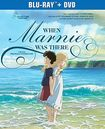 When Marnie Was There [blu-ray/dvd] [2 Discs] 4327410