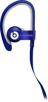 Beats by Dr. Dre - Powerbeats by Dr. Dre Clip-On Earbud Headphones - Blue