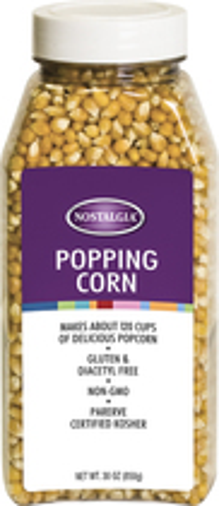 Nostalgia Electrics - 30-Oz. Gourmet Popcorn Kernels - Multi