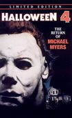 Halloween 4: The Return Of Michael Myers [limited Edition Tin] (dvd) 4329391