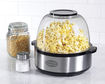 Nostalgia Electrics - Stirring Popcorn Maker - Stainless Steel