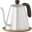 Caribou Coffee - 34-Oz. Stainless Steel Kettle - Silver
