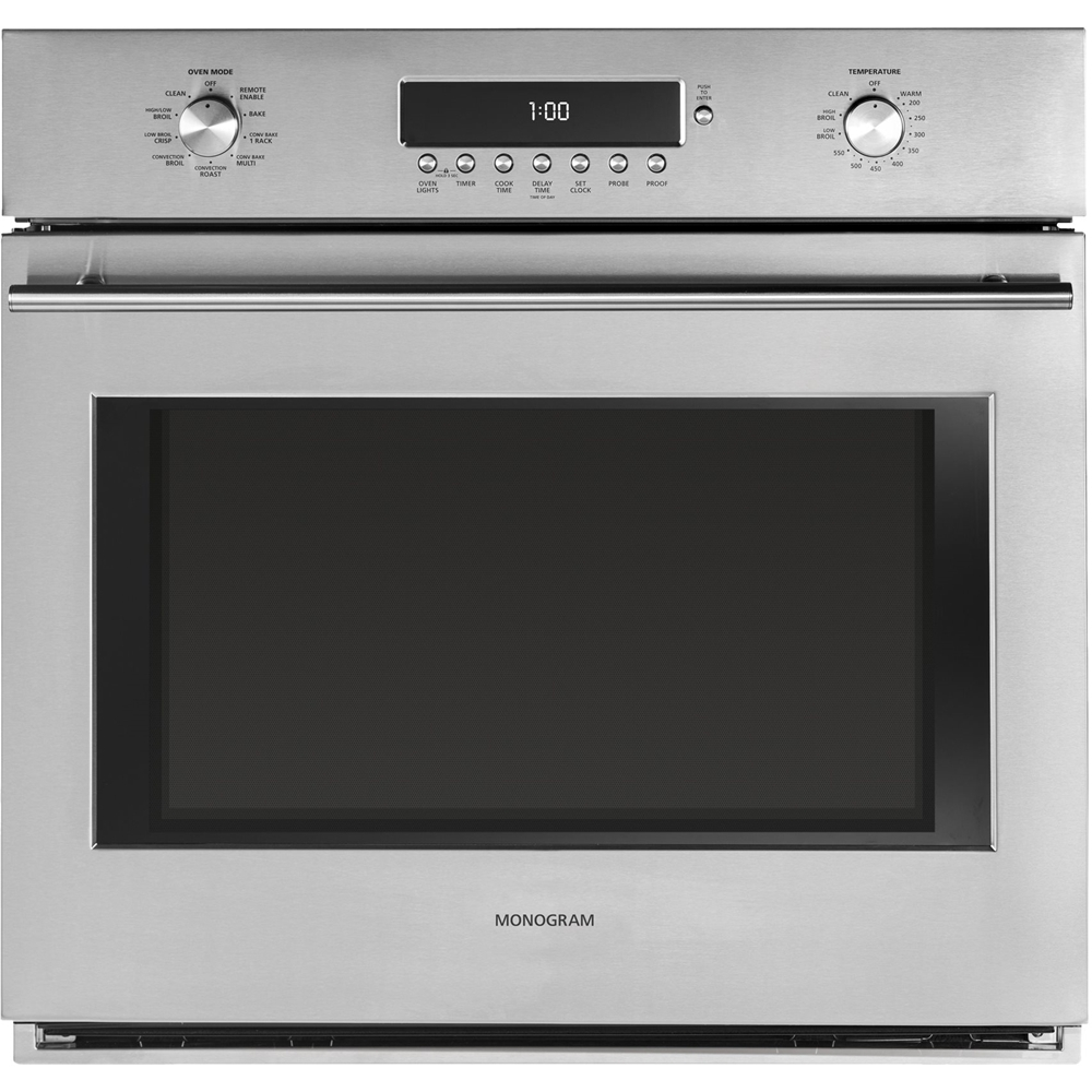 Monogram 29.8 Built-In Single Electric Convection Wall