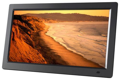 Sungale - 14 Wi-Fi Digital Photo Frame - Black