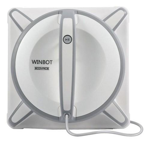 ECOVACS Robotics - Winbot Window-Cleaning Robot - White