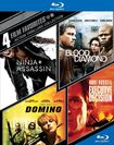 Action Thrillers: 4 Film Favorites [4 Discs] [blu-ray] 4331750