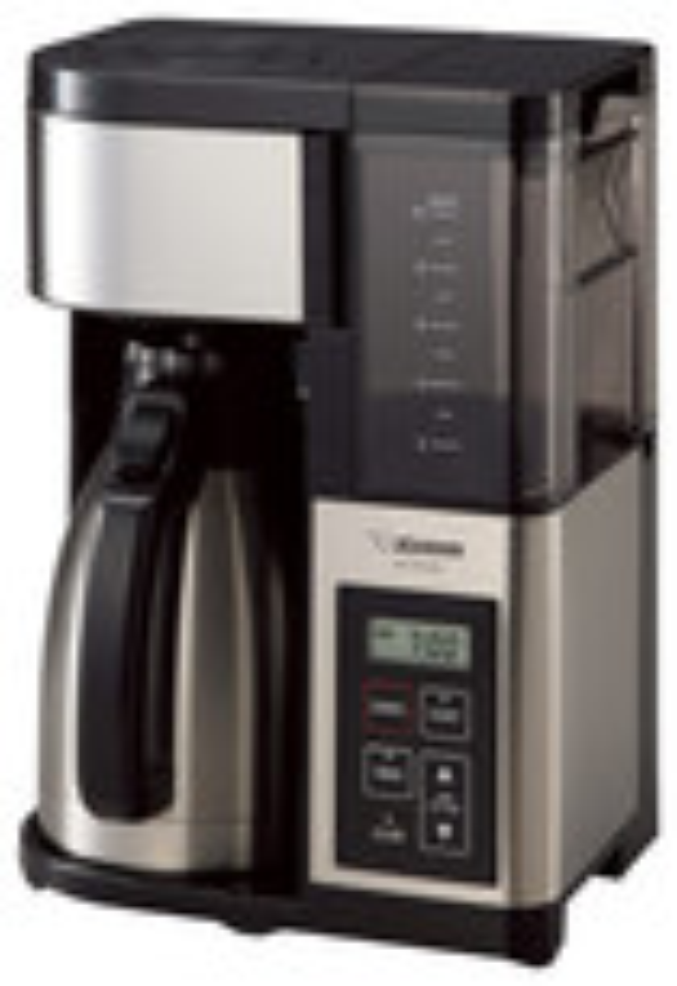 Zojirushi - Fresh Brew Plus 10-cup Coffeemaker - Stainless Steel/black 4331768