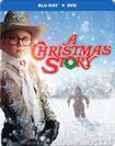 A Christmas Story [30th Anniversary] [blu-ray/dvd] [steelbook] 4333100