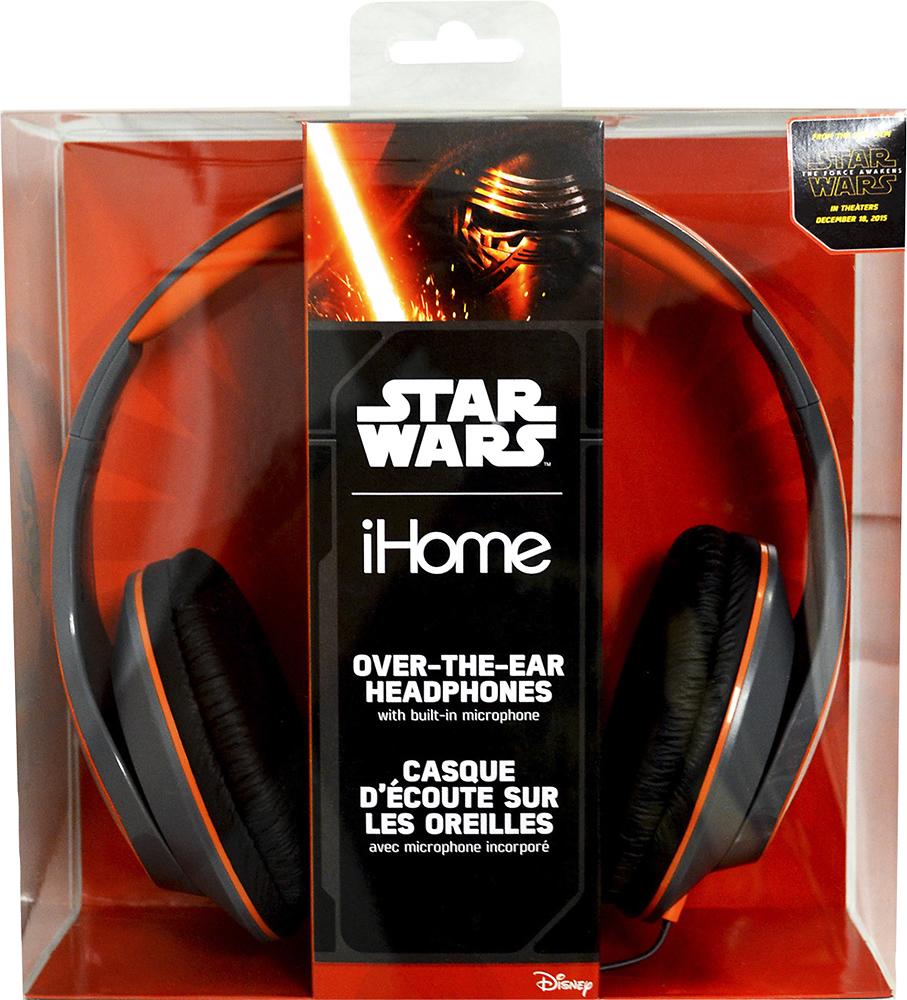 Kiddesigns - Star Wars Episode Vii Over-the-ear Headphones -