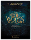 Hal Leonard - Into The Woods: Easy Piano Selections From The Disney Movie Songbook - Black 4335025