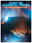 Hal Leonard - First 50 Classical Pieces You Should Play On The Piano Compilation Songbook - Multi 4335039
