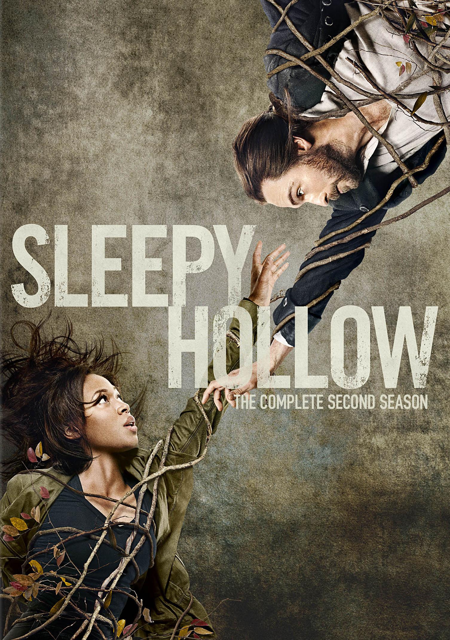 Sleepy Hollow: Season 2 [blu-ray] (dvd) 4339409