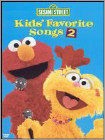 Sesame Street: Kids' Favorite Songs, Vol. 2 (DVD) (Eng) 2001