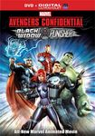 Avengers Confidential: Black Widow & Punisher (dvd) 4347015