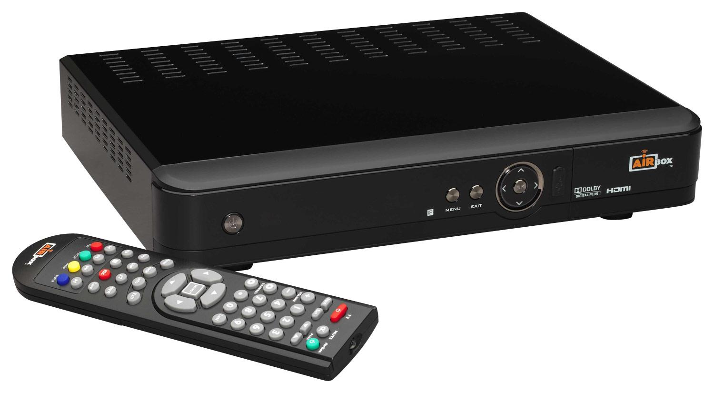 Airbox - Digital Receiver DVR - Black