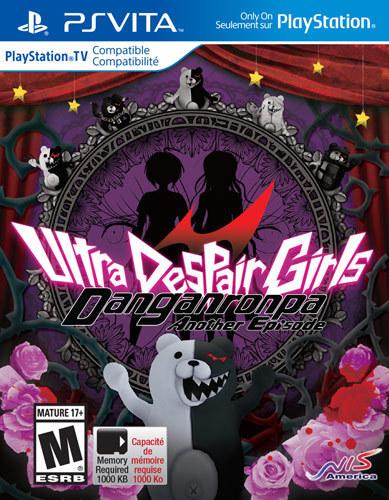 Danganronpa Another Episode: Ultra Despair Girls - PS Vita