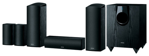 Onkyo - 770W 5.1.2-Channel Home Theater Speaker System - Black