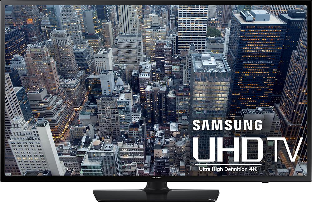 "Samsung - 55"" Class (54.6"" Diag.) - Led - 2160p - Smart - 4k Ultra Hd Tv - Black 4351100"