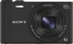 Sony - Dsc-wx350 18.2-megapixel Digital Camera - Black