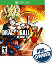 Dragon Ball Xenoverse - PRE-OWNED - Xbox One