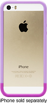 Incase - Frame Case for Apple® iPhone® 5 and 5s - Radiant Orchid