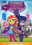 My Little Pony: Equestria Girls - Friendship Games (dvd) 4358502