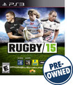 Rugby 15 - PRE-OWNED - PlayStation 3