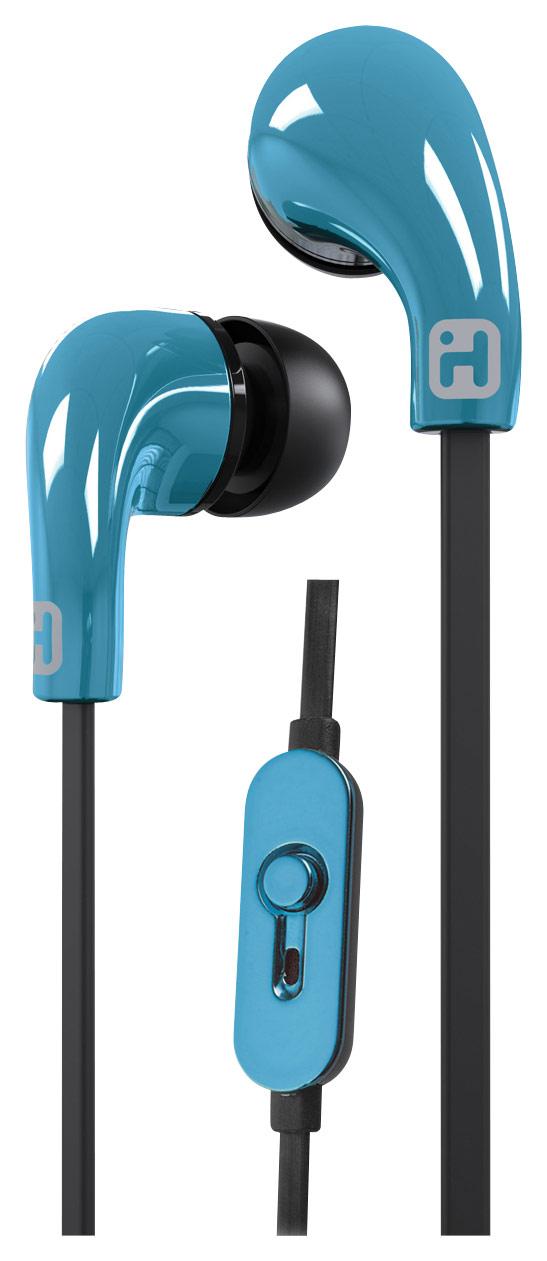 Ihome - Earbud Headphones - Blue