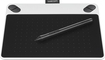 Wacom - Intuos Draw Creative Small Pen Tablet - White