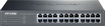 TP-LINK - 24-Port 10/100/1000 Mbps Gigabit Ethernet Switch - Gray