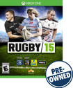 Rugby 15 - PRE-OWNED - Xbox One