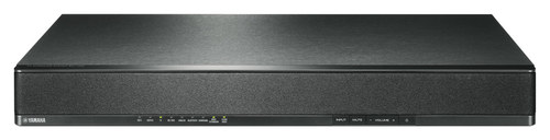 Yamaha - Soundbar with Dual 3 Subwoofers - Black