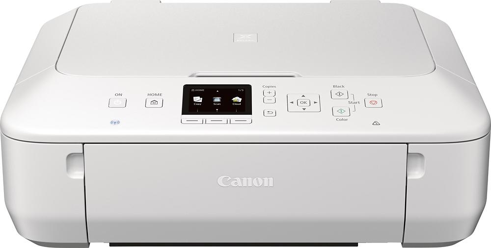 Canon - PIXMA MG5620 Wireless All-In-One Printer - White
