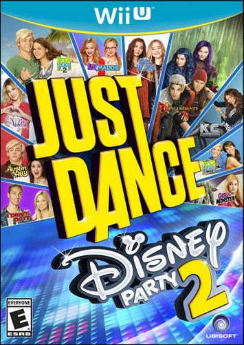 Just Dance: Disney Party 2 - Nintendo Wii U
