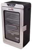 Char-broil - 1000 Deluxe Electric Smoker - Silver 4370301