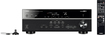 Yamaha - 575W 5.1-Ch. Network-Ready 4K Ultra HD and 3D Pass-Through A/V Home Theater Receiver - Black