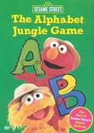 Sesame Street: The Alphabet Jungle Game (dvd)