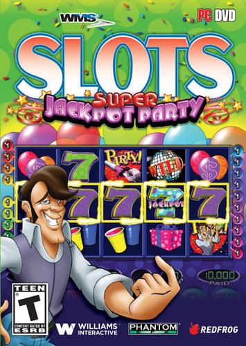 WMS Slots: Super Jackpot Party - Windows