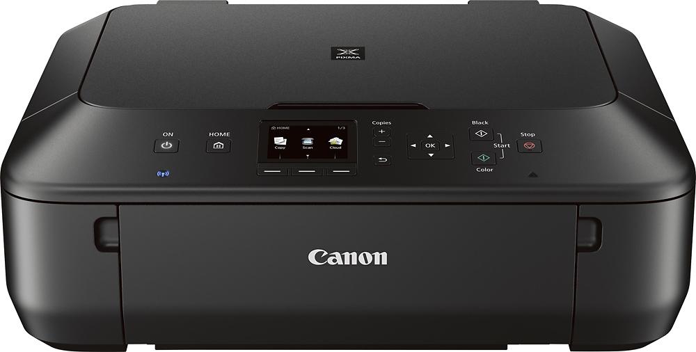 Canon - PIXMA MG5620 Wireless All-In-One Printer - Black